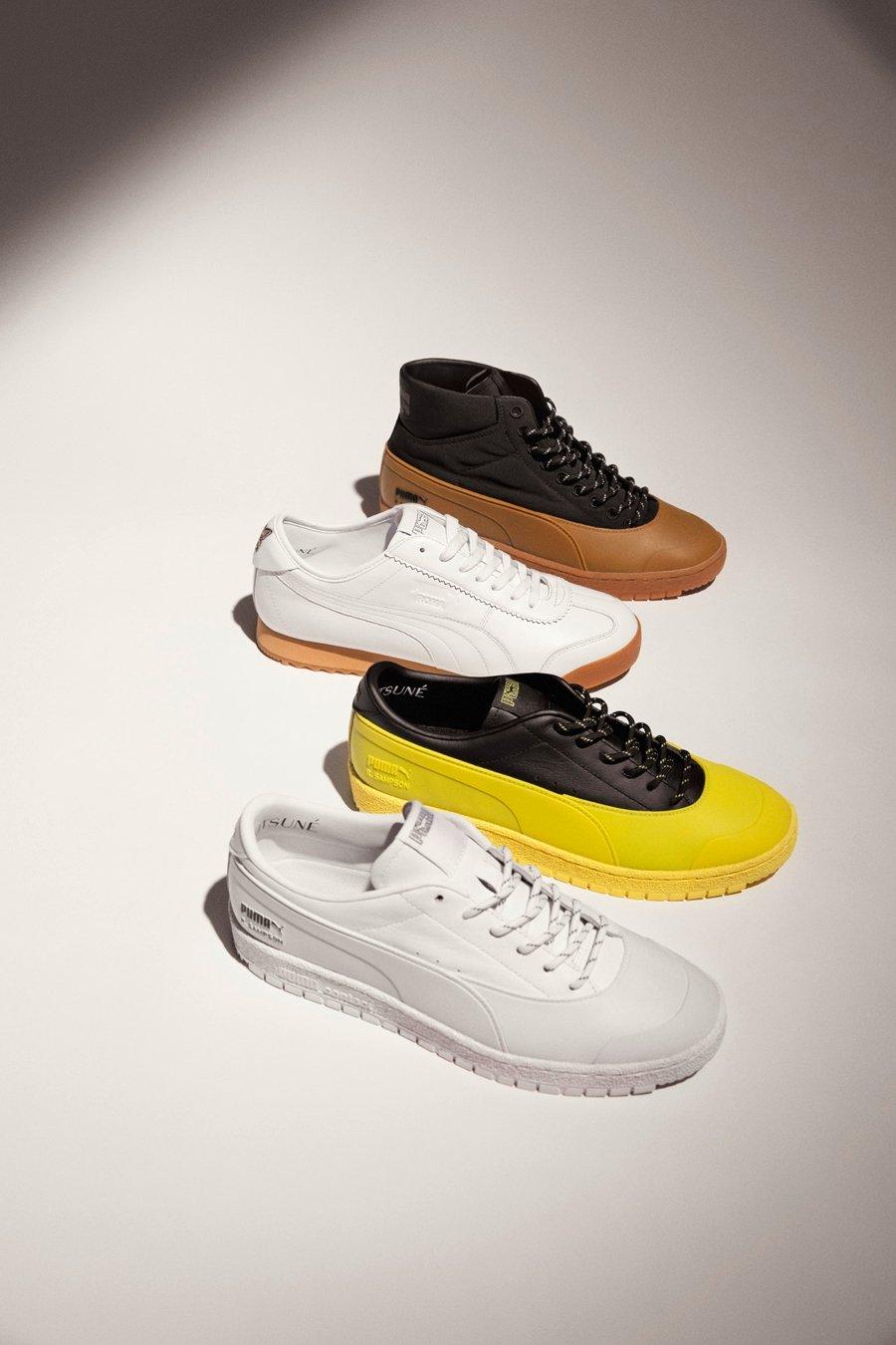 Sneakers de la colección