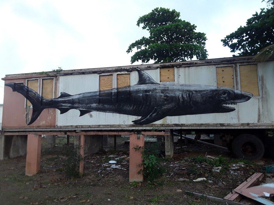 Mural de ROA en Puerto Rico