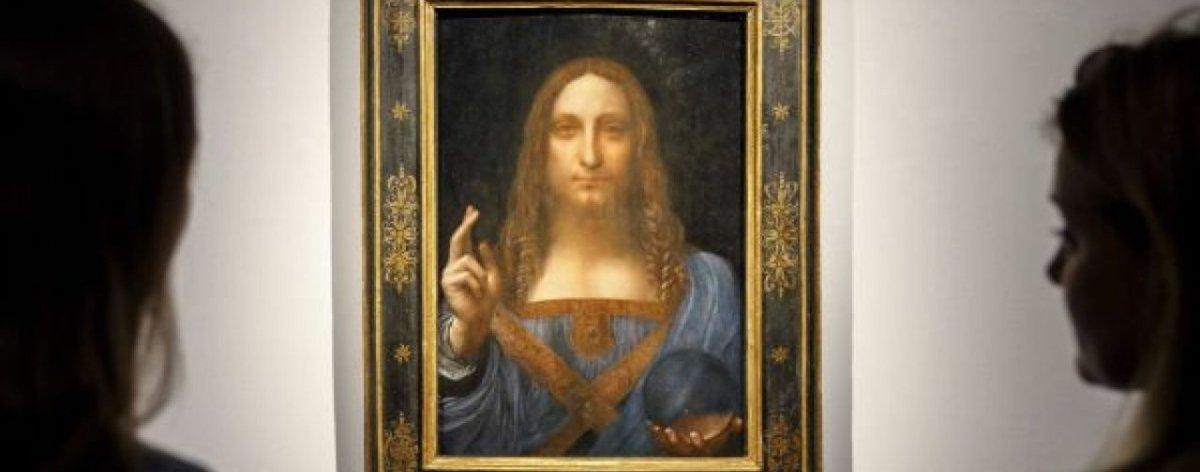 Salvator Mundi, la obra icónica de Da Vinci convertida en un NFT