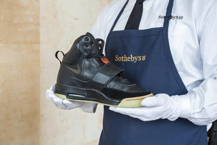Los sneakers de Kanye West