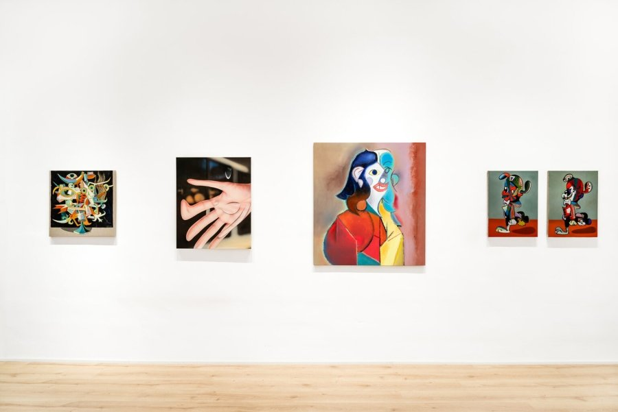 Stay Tuned, la nueva exposición de Woaw Gallery