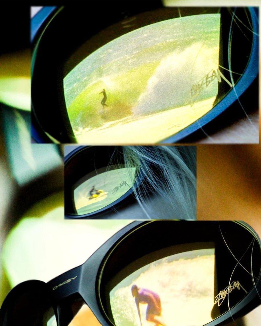 Nuevos lentes de Stüssy y Oakley