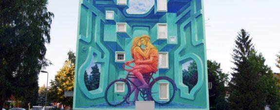 VukovART, el festival de arte urbano en Croacia a punto de arrancar