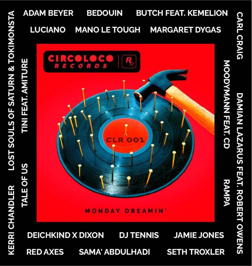 Artistas del primer EP de CircoLoco Records