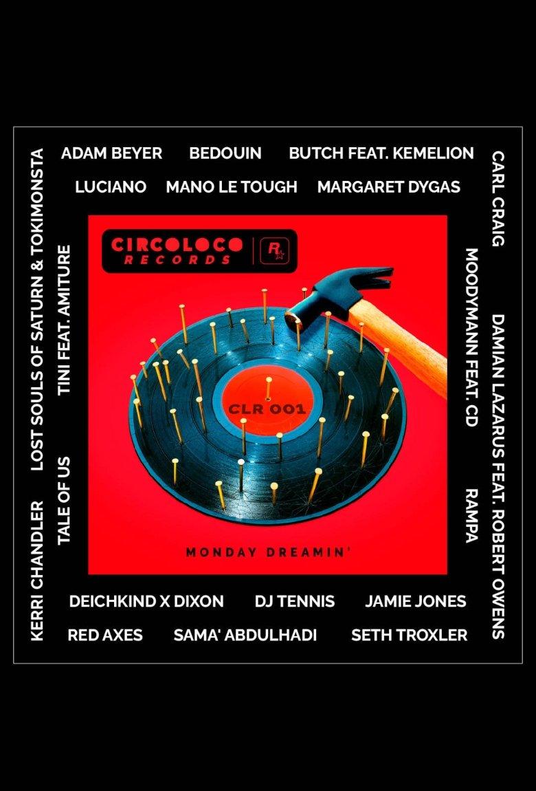 CircoLoco Records, la nueva disquera de Rockstar Games