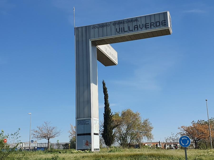 Intervención en la ciudad de Villaverde