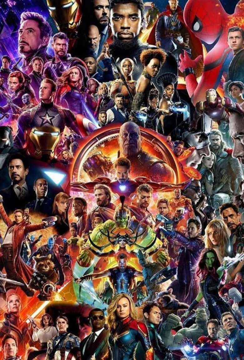 Fase 4 de Marvel anuncia sus películas y fechas importantes
