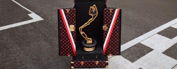 Gran Premio de Mónaco de la F1 con trofeo Louis Vuitton