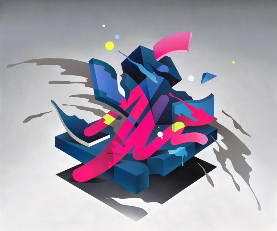 "Mikael B presenta ""Flow State"" en Maddox Gallery"