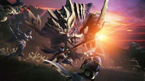 Descubre lo mejor del nuevo juego Monster Hunter Rise