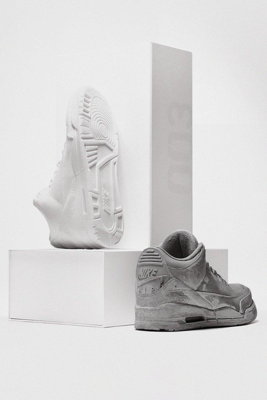 Nuevas sneakers de Matthew Senna, Study 003