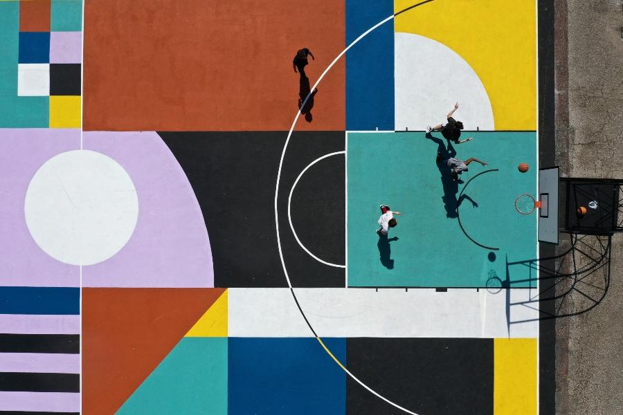 Tiber Courtyard, lo nuevo de Greg Jager