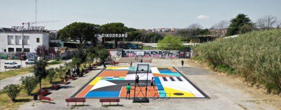 Tiber Courtyard, lo nuevo de Greg Jager en las calles de Roma
