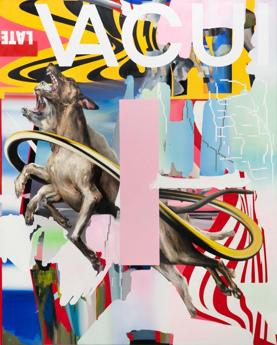 Urvanity Art Swinton_Gallery_Mario_Mankey_VACUI