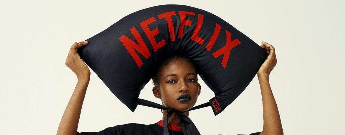 Beams y Netflix lanzan colaboración de ropa muy chill