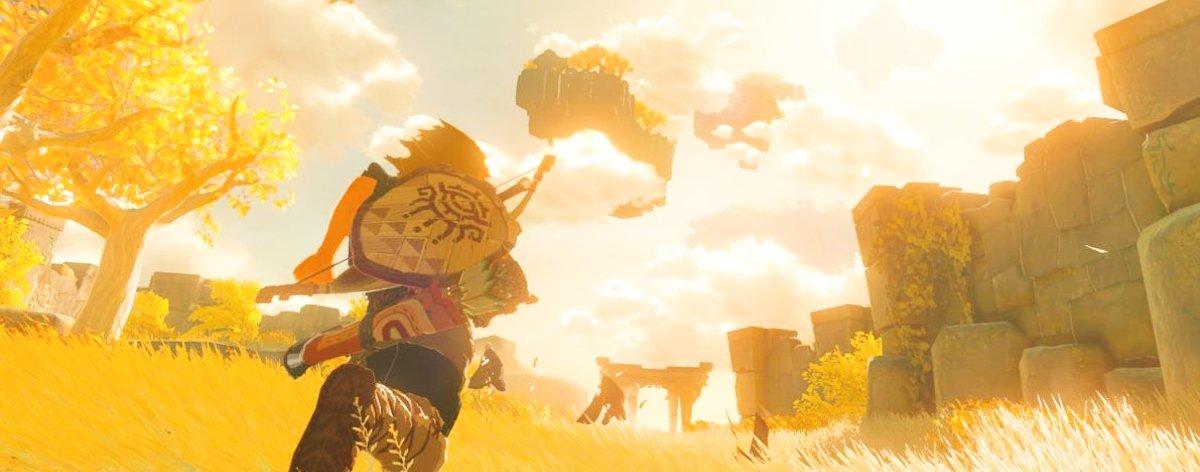 Breath of the Wild, la secuela de Zelda, ya tiene nuevos avances