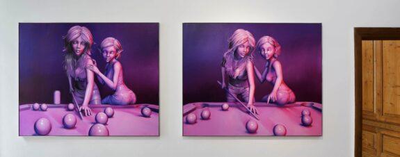 Emma Stern presenta su exposición «Revenge Body»