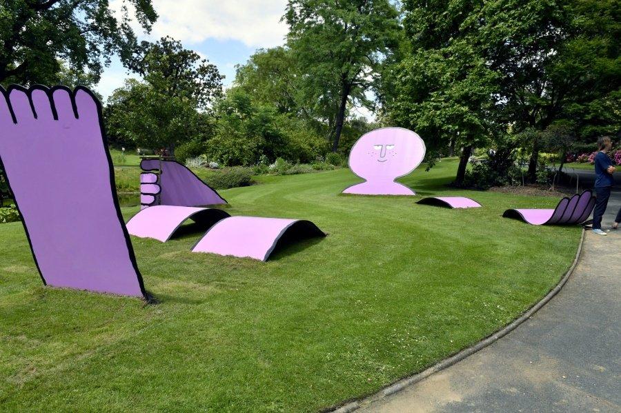 Esculturas de jean Jullien