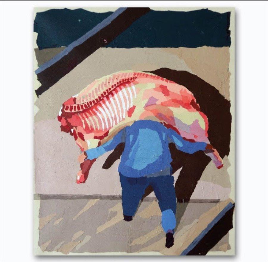 Pintura de Franco Fasoli