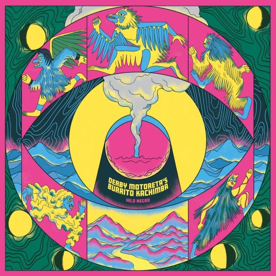 Hilo Negro, el nuevo álbum de Derby Motoreta's Burrito Kachimba