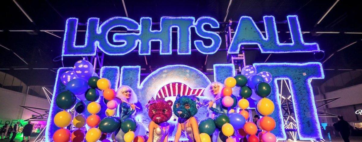 Lights All Night, la fiesta llega a Puerto Vallarta