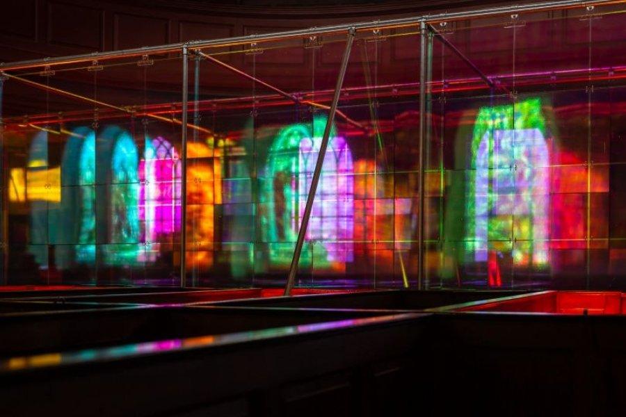 Presence - Macclesfield, Christ Church - Festival Barnaby 2021.