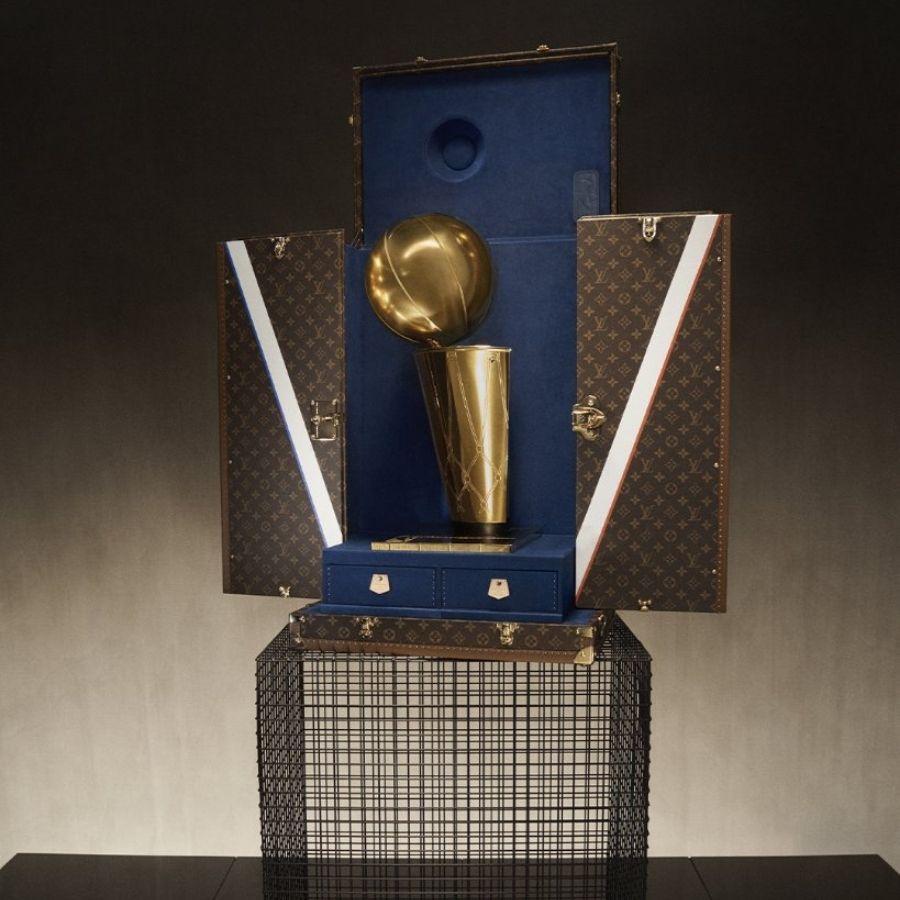 Estuche premio 2021 NBA x Louis Vuitton