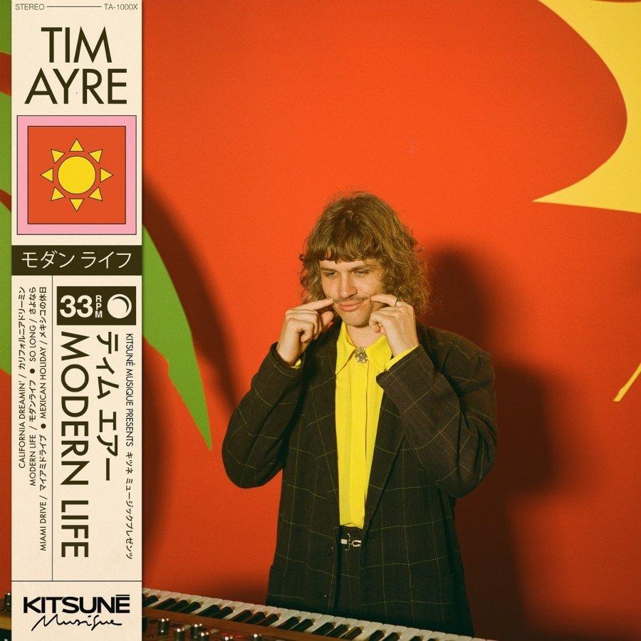 Tim Ayre estrena su EP Modern Life