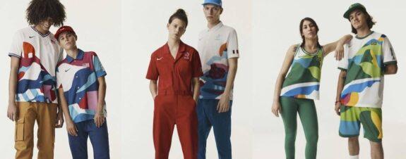 Nike SB presentó sus tablas de skate diseñadas por Parra para los Juegos Olímpicos