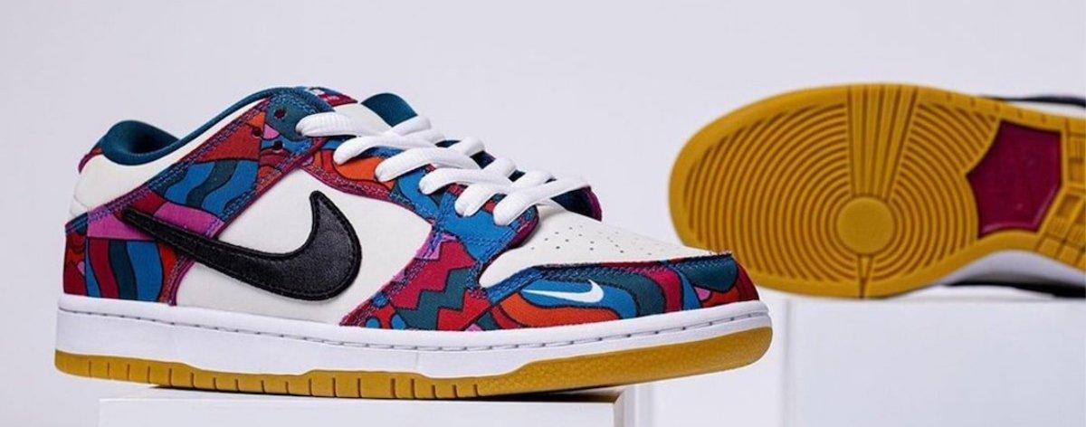 Parra y Nike SB podrían estar preparando nuevos sneakers