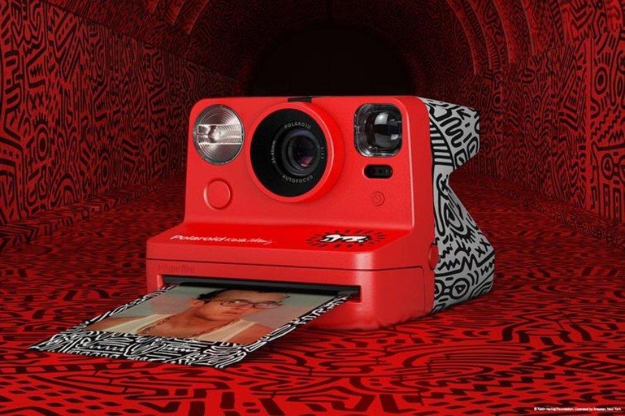 La cámara es un homenaje a Keith Haring