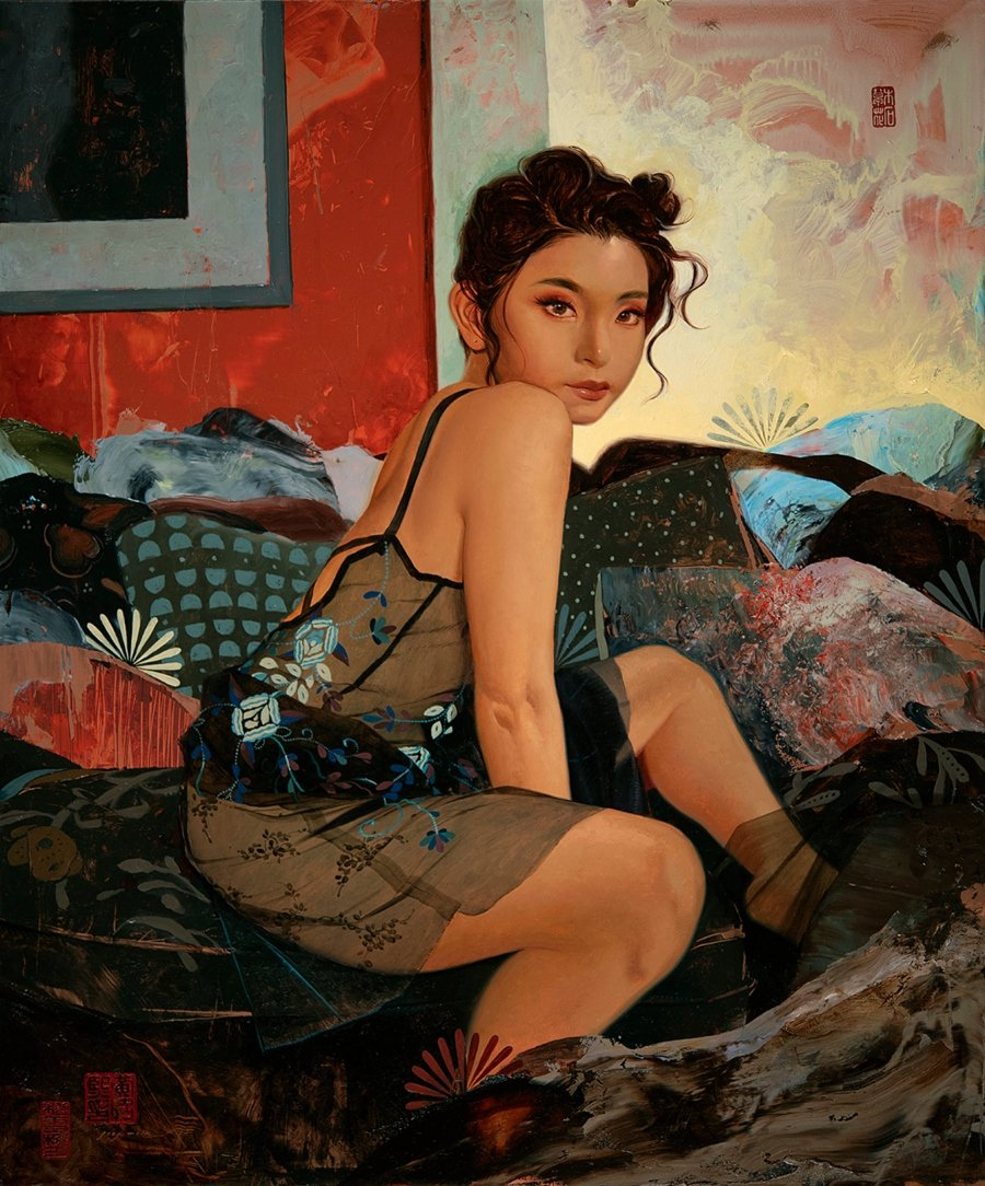 Pintura de Soey Milk