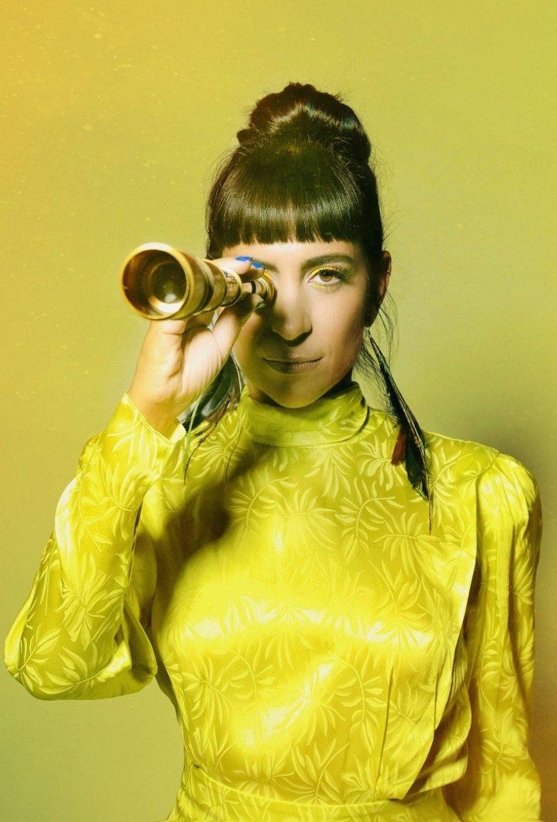 Sofía Rei presenta su nuevo álbum, Umbral, un viaje sonoro latino