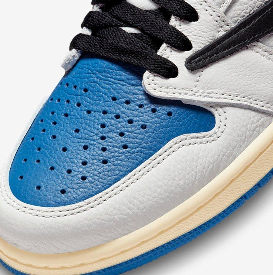 Los nuevos sneakers de Travis Scott