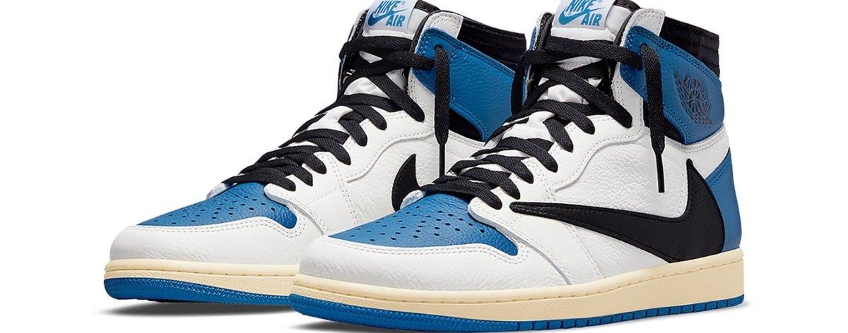 Air Jordan 1 x Travis Scott, las nuevas joyitas para la colección