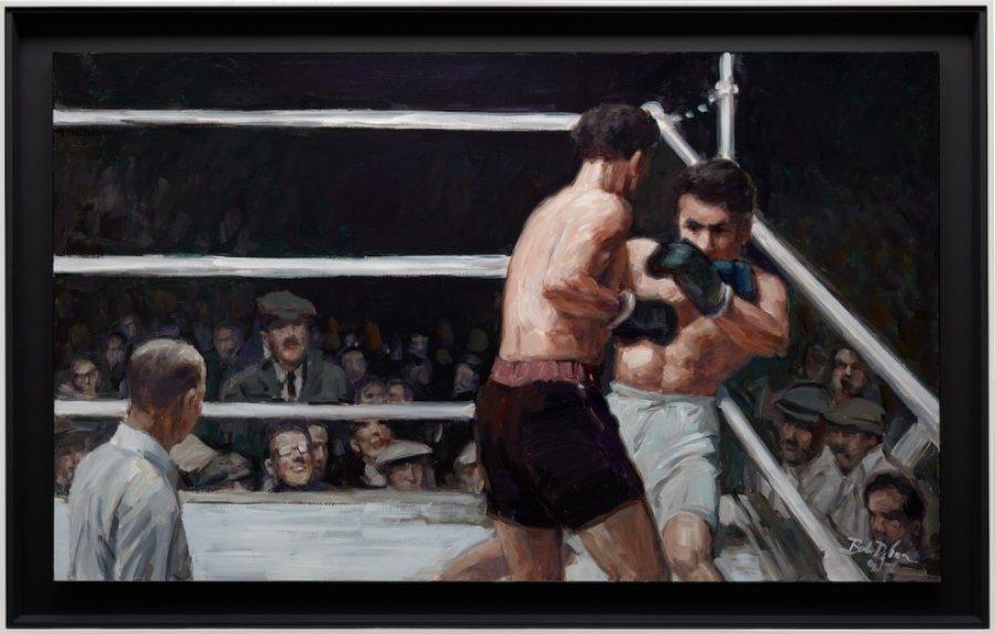 Boxing Action Shot, 2020