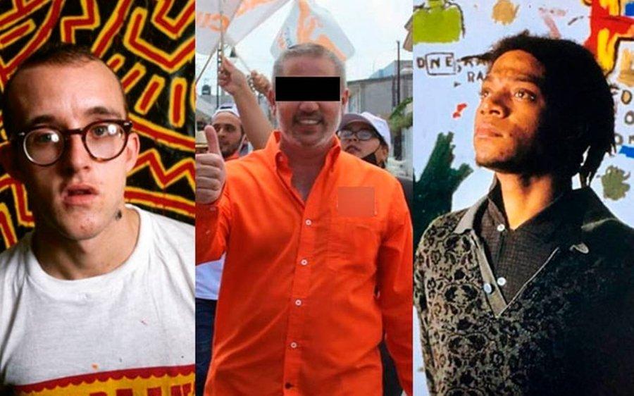Exandidato a la presidencia municipal es detenido por vender arte apócrifo