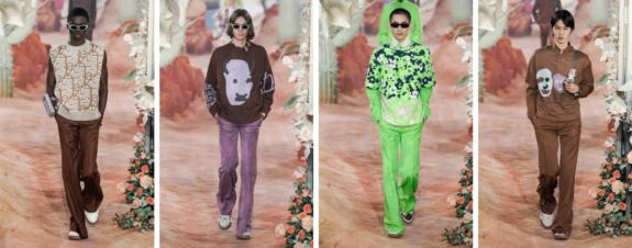 Dior y Travis Scott presentan una colaboración fuera de serie