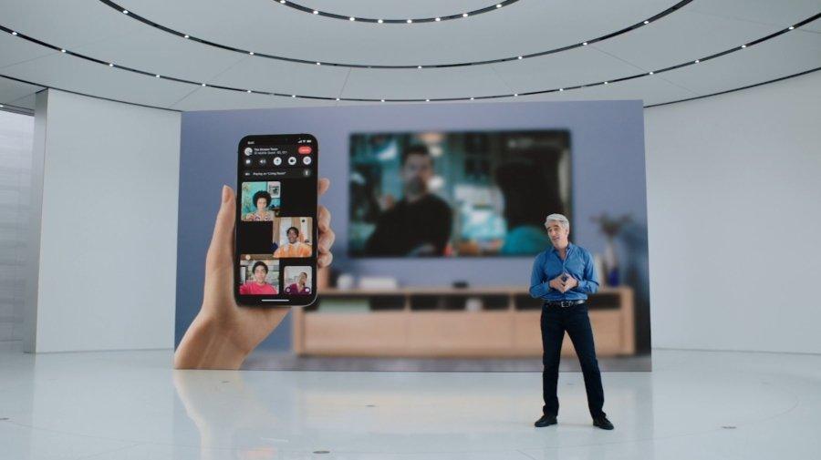 Actualización del sistema operativo de Apple
