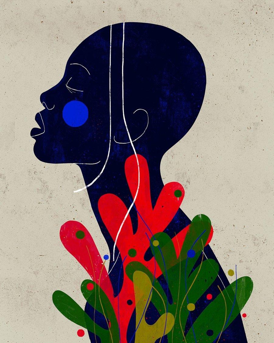 Ilustración de Luciano Cian