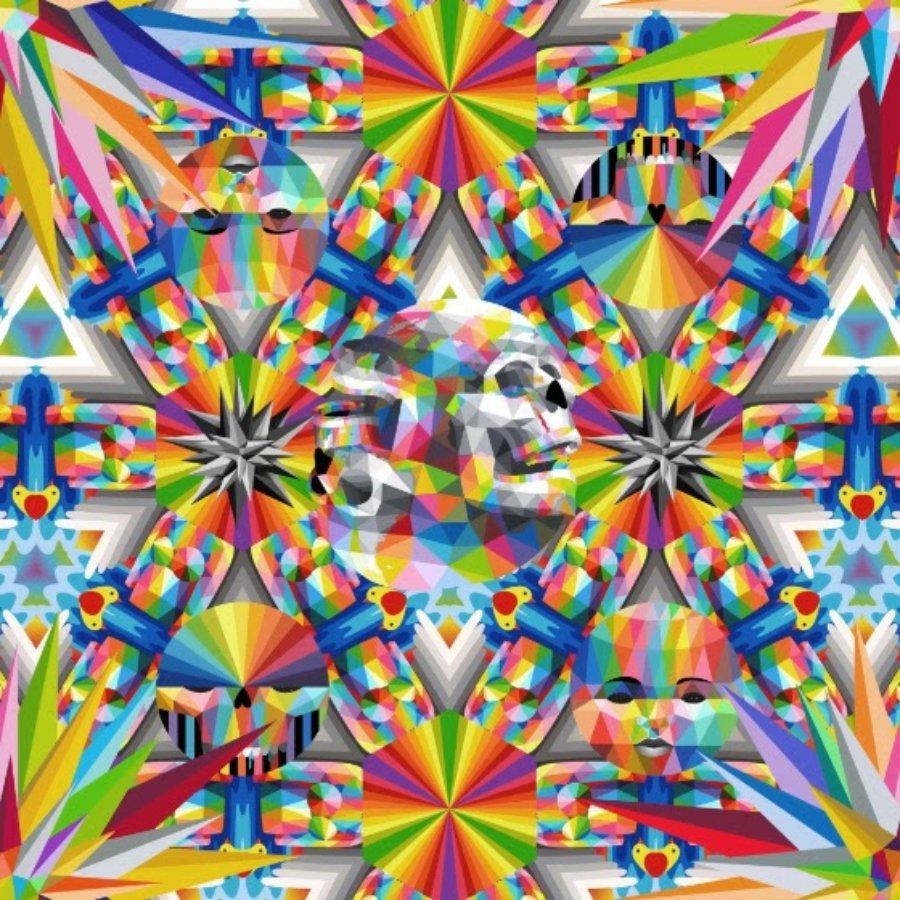 Obra de Kaleidoscopic Journey