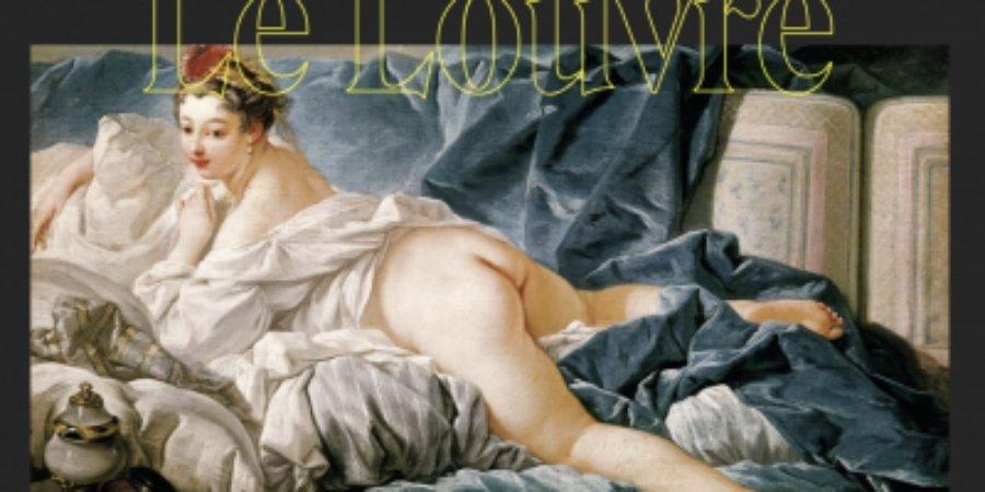 "Escena de la campaña ""Classic Nudes"" de Pornhub"