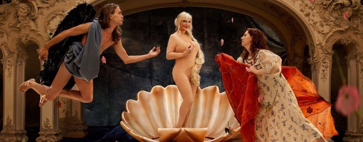 Pornhub promueve el arte a través de desnudos clásicos