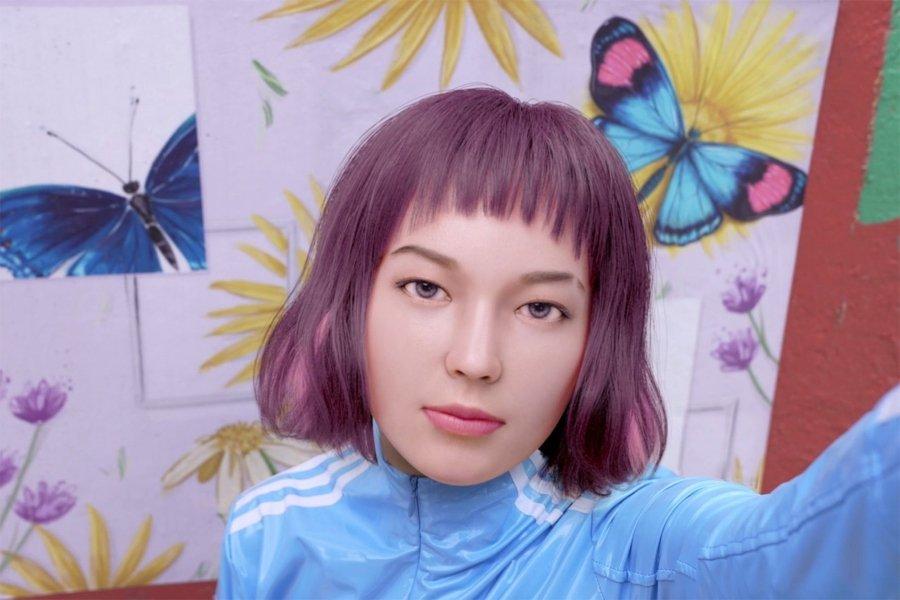 Rae influencer virtual