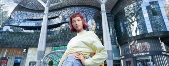 Rae, la nueva influencer virtual procedente de Singapur