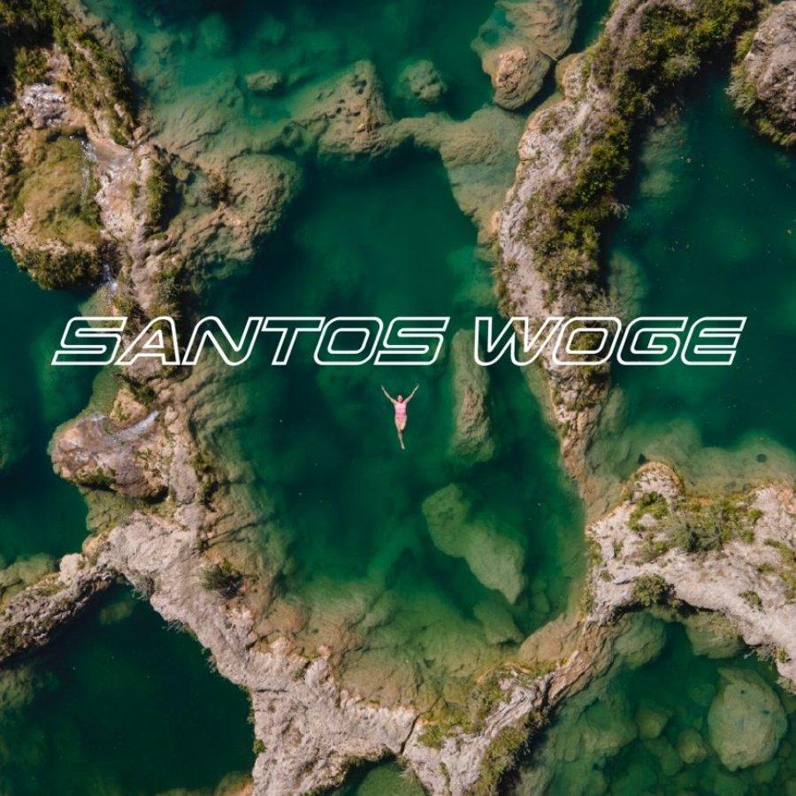 Portada de Santos Woge