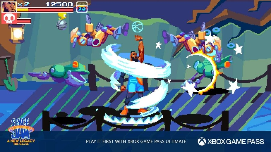 XBox lanzó el videojuego complementario a la película