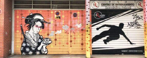 Street art en Valencia, una nueva cuna para el arte urbano en el mundo