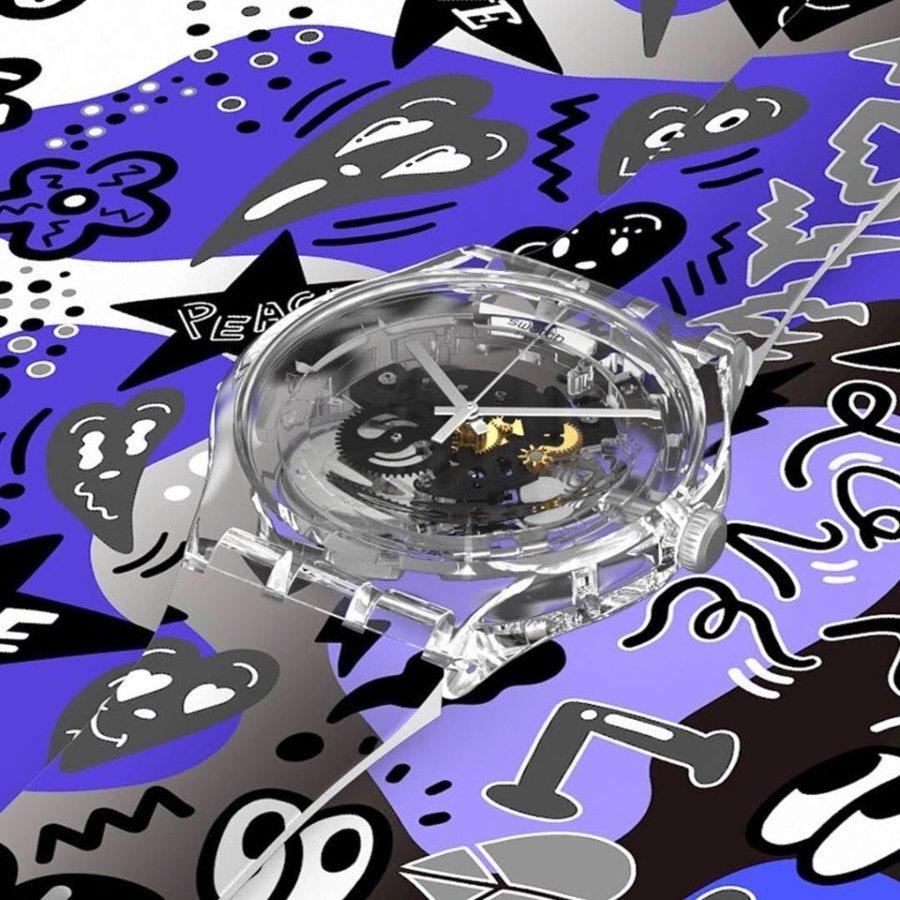 Convocatoria Swatch x You