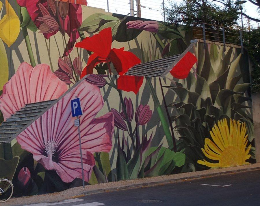 Mural de Muro LX